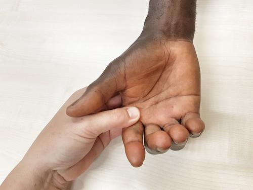 Handtherapie bij Handig Advies in Almere